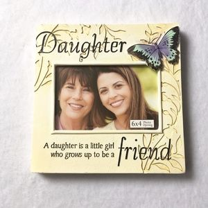 Other - NEW Mother & Daughter Picture Frame